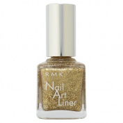 RMK Nail Art Liner #02 Shiny Gold [Imported By SAIKO JAPAN]