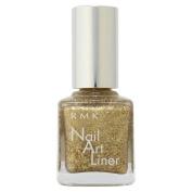 RMK Nail Art Liner #02 Shiny Gold [Imported By SAIKO JAPAN]