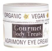 Gourmet Body Treats Organic Vegan Agrimony Eye Cream