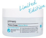 Primera Alpine Berry Watery Cream 2016 New Limited Edition 100ml/3.3 fl oz