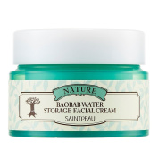 Moisturising Facial Cream For Dry Skin BAOBAB Extracts 25% Contains 50ml 50g