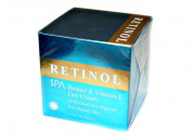 Retinol & Vitamin E Day Cream with Dead Sea Minerals for mature skin 50ml