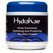 HydraKare Hydrating & Protecting Soy Skin Cream, 350ml