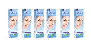 6 X Bajaj Nomarks For Dry Skin. For Blemish-Free Glowing Fairness - 25g