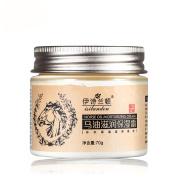 ISILANDON Hokkaido Horse Oil Whitening Moisturising Face Cream Remover Freckle Skin Whitening Treatment Stretch Marks Face Care