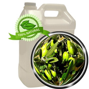 Olive Squalane Oil - 3.8l (3790ml) - 100% Pure and Natural