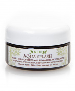 AquaSplash, Smart Day Moisturiser. dvanced Anti-Oxidants