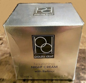 PAULA DORF NOURISHING NIGHT CREAM W/ RETINOL 50ml