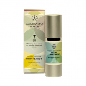 Marine Collagen Night Repair Treatment by Good Karma Skincare. Rejuvenate Wrinkled, Sagging, or Sun-Damaged Skin. Holistically Designed & Formulated to deeply penetrate the dermal layers. Gluten Free