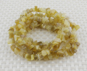 5-8MM Natural Cat Eye Chips Stone Loose Gemstone Beads Strand for Jewellery DIY or Making & Design