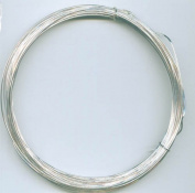 Sterling Silver Wire 21 Gauge Round Half Hard