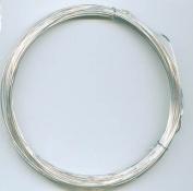 Sterling Silver Wire 21 Gauge Round Half Hard