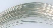 30 gauge .999 Fine Silver Round Jewellery Wire Soft Temper 7.6m