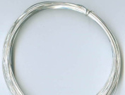 22 gauge .999 Fine Silver Jewellery Wire Soft Temper 1.5m