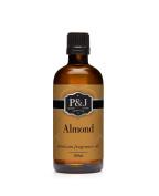 Almond Fragrance Oil - Premium Grade Scented Oil - 100ml/3.3oz