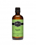 Apple Fragrance Oil - Premium Grade Scented Oil - 100ml/3.3oz