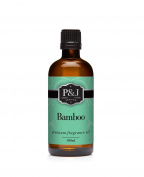 Bamboo Fragrance Oil - Premium Grade Scented Oil - 100ml/3.3oz