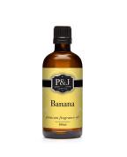 Banana Fragrance Oil - Premium Grade Scented Oil - 100ml/3.3oz