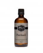 Patchouli Fragrance Oil - Premium Grade Scented Oil - 100ml/3.3oz