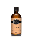 Peach Fragrance Oil - Premium Grade Scented Oil - 100ml/3.3oz