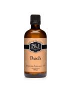 Peach Fragrance Oil - Premium Grade Scented Oil - 100ml/3.3oz