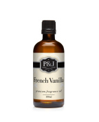 French Vanilla Fragrance Oil - Premium Grade Scented Oil - 100ml/3.3oz