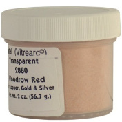2880 Woodrow Red Enamel for Copper, Gold and Silver - 60ml/56.7g