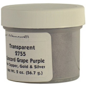 2755 Concord Grape Purple Enamel for Copper, Gold and Silver - 60ml/56.7g