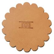 PX002 Basketweave Leathercraft Stamp