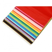 Premium Tissue Paper - Assorted Colours Including Metalic - 50cm x 70cm - 100 sheets