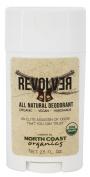 North Coast Organics - All Natural Deodorant Revolver - 70ml