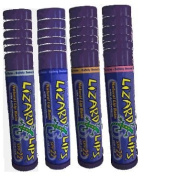 Lizard Lips Lip Balm 24 Pack - Original Vanilla (24) by Lizard Lips Lip Balm Company