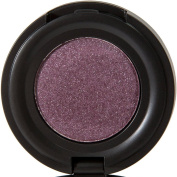 Pressed Eye Shadow - All Natural, 75% Organic, Vegan, Gluten Free & No Animal Cruelty - No Toxic Chemicals, Safe for Sensitive Skin - Velvety Smooth with a Creaseless Finish - Smokin Plum