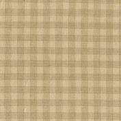 Marcus Fabric Christmas Primo Cotton Flannel Plaid Tan Box Plaid