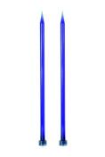 KnitPro KP51176 Trendz Single Pointed Knitting Needle/Pin 6½mm x 25cm (10in) x2