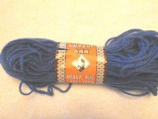 Royal Blue Lovely Ann Heavy Rug and Craft Yarn