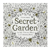 Gift For Both Adult And Kids Secret Garden Colouring Book For Relieve Stress Kill Time Painting Drawing Book With 24pcs Pencils