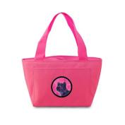 Caroline's Treasures SS4739-PK Skye Terrier Lunch or Doggie Bag, Large, Pink