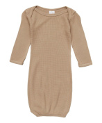 Luca Charles Thermal Gown Lap Tee, Caramel, 3-6 Months