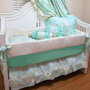 bkb Crib Bedding Set, Serenity