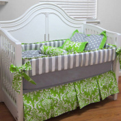 bkb Crib Bedding Set, Summer Spot