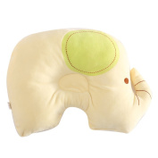 Fund Cute Little Elephant Infant NewbornToddler Pillow Prevent Flat Head Pillow Baby Sleepping Memory Pillow
