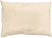 Sleepy Kiddie Toddler Pillow (33cm x 46cm ) - Hypoallergenic, 100% Cotton. Home or Travel Pillow for Kids - Promotes Healthy Sleep, Habits for Nap Time - Super Soft Comfort - Ages 2+