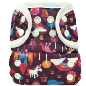 Bummis All-In-One Cloth Nappy - One Size - 3.6-16kg - Fairy Tale