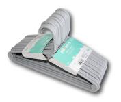Pillowfort Grey Kids' Hangers for Children - 18 Pack