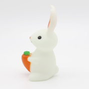 [The Woodland Animal Lamp]Hungry Bunny