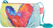 Leoma Lovegrove Art Throb Quilted Crossbody Bag One Size Multi