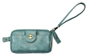 Stella & Max Made to Love You Faux Leather Wristlet Purse