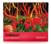 Chihuly Pure Imagiation Cattails and Floats Jigsaw Puzzle