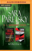 Sara Paretsky - V. I. Warshawski Series [Audio]